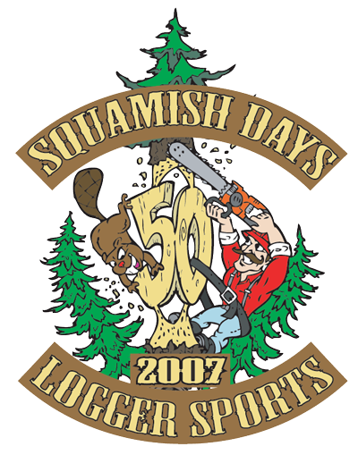 Squamish Days Logos